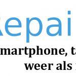 Repairable is er voor Apple reparatie Tilburg!